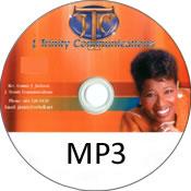 Sermon MP3's