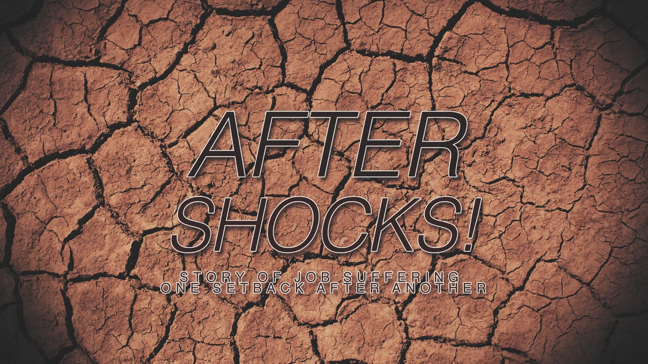Aftershocks!