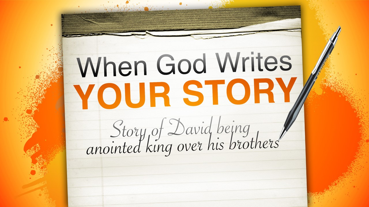 WHEN GOD WRITES YOUR STORY